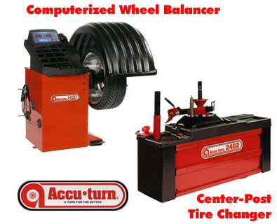 computerized wheel balancer - Edmonton Used Tires - Rerun Tire